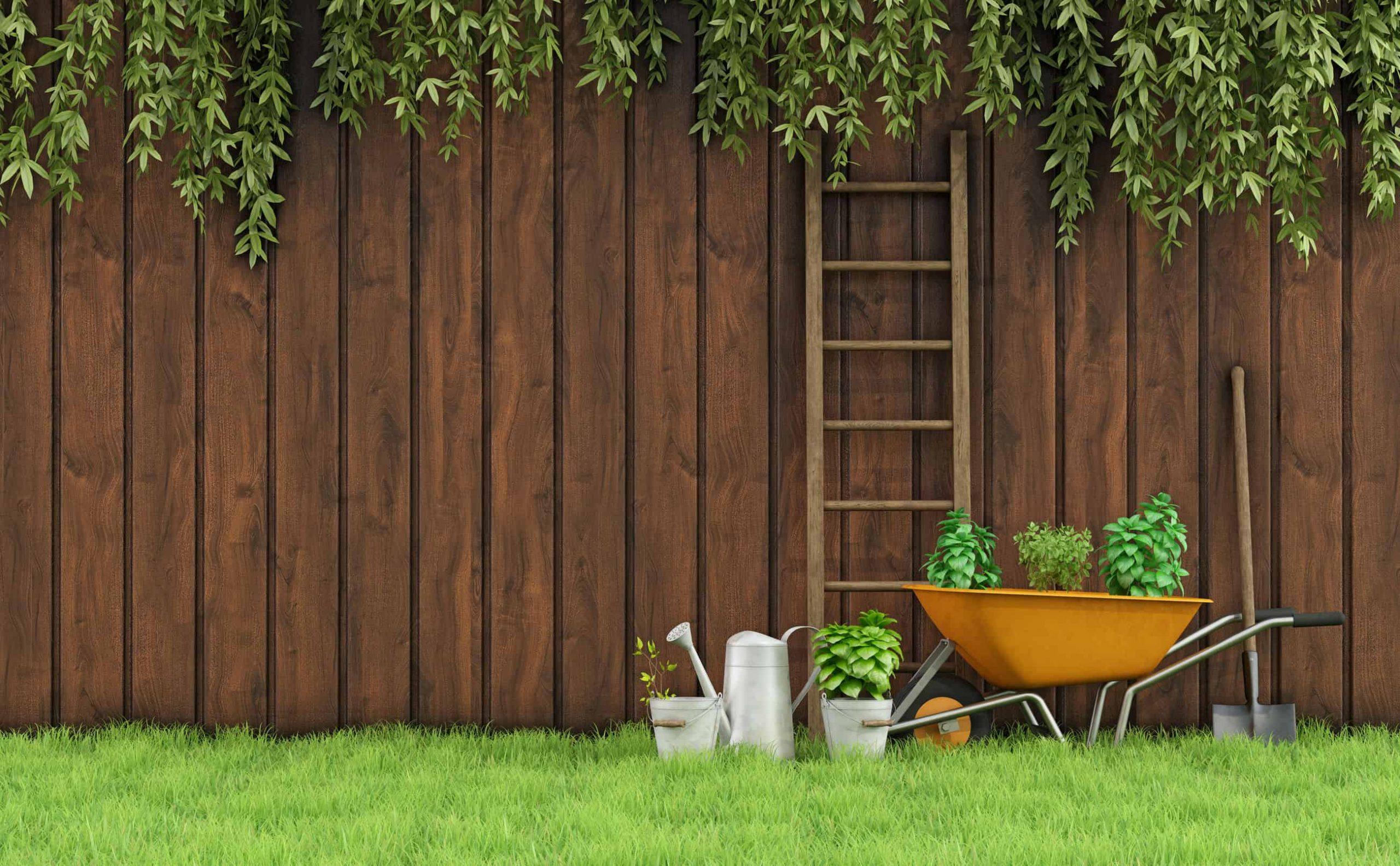 Sichtschutzwand Aus Holz Test Empfehlungen 06 20 Gartenspring