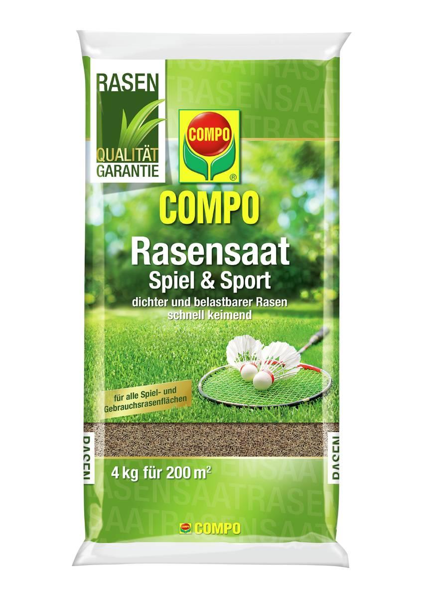 Compo Rasensaat »Spiel und Sport«