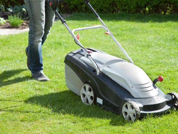 Rasenmäher sind wohl die nützlichsten Helfer, wenn es um die Pflege deines Rasens geht. Sie können dein Grass unterschiedlich kurz schneiden und lassen dein Grundstück schöner aussehen. <br />(Bildquelle: 123rf.com / Daniel Watson)