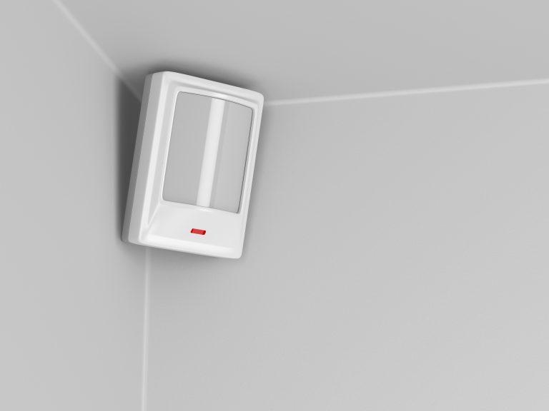 LED Außenstrahler mit Bewegungsmelder-4