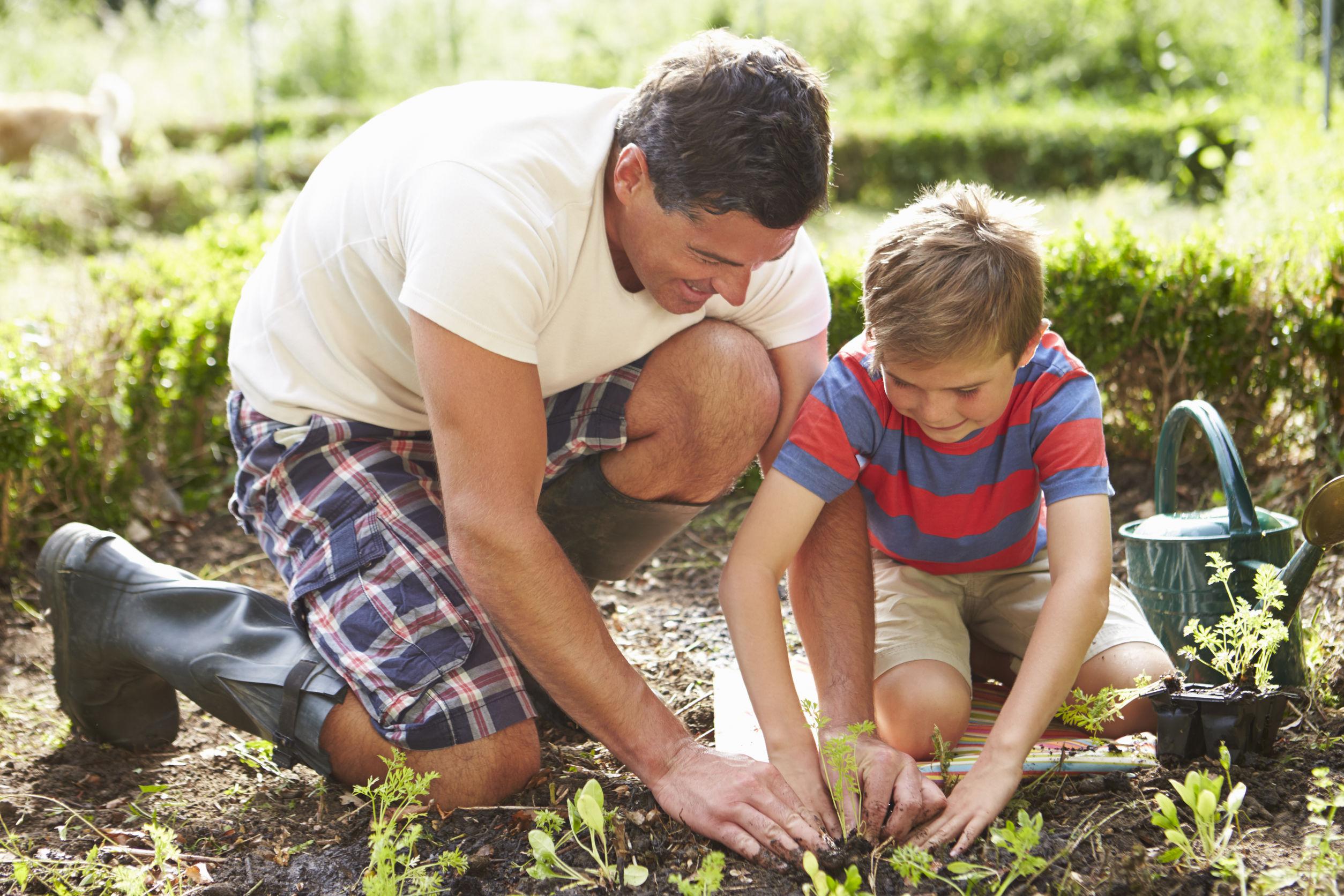 Kinder Rasenmäher-1