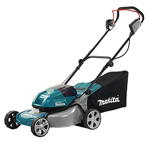 Makita DLM460Z Akku-Rasenmäher 2x18 V (ohne Akku, ohne Ladegerät)