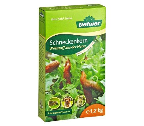 Dehner Schneckenkorn Natur, 1.2 kg